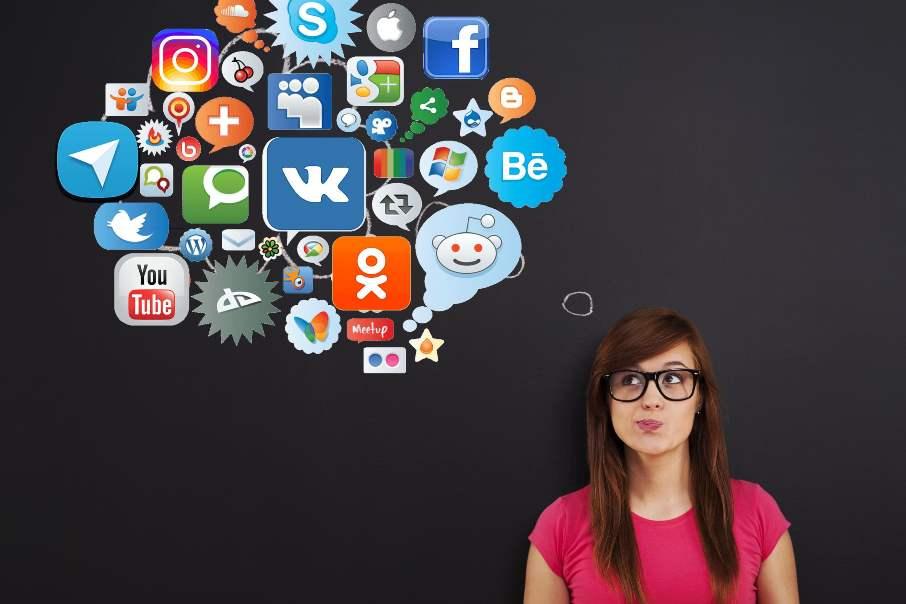 Социальные сети для СММ